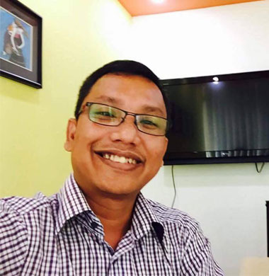 Kuon Chantha - Managing Director